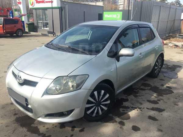 Toyota Auris, 2007 год, 295 800 руб.
