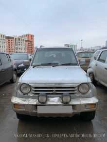 Уфа Pajero Junior 1997