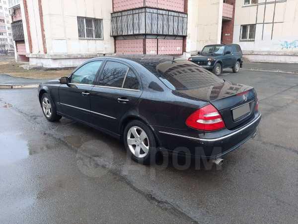 Mercedes-Benz E-Class, 2003 год, 900 000 руб.