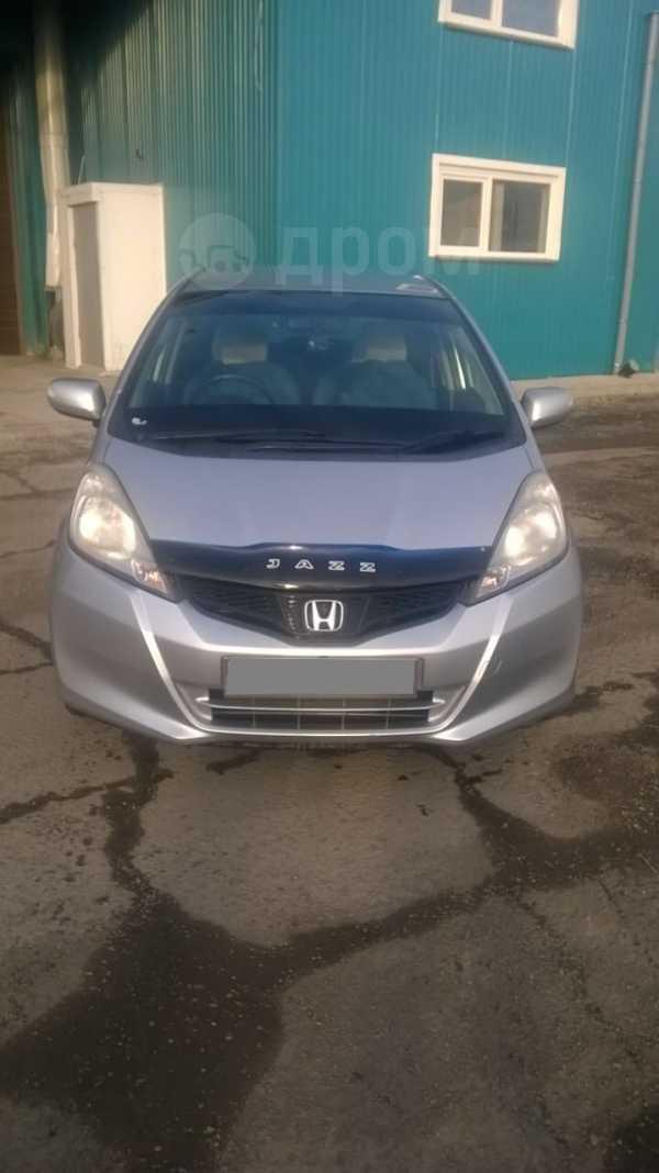 Honda Fit, 2011 год, 490 000 руб.