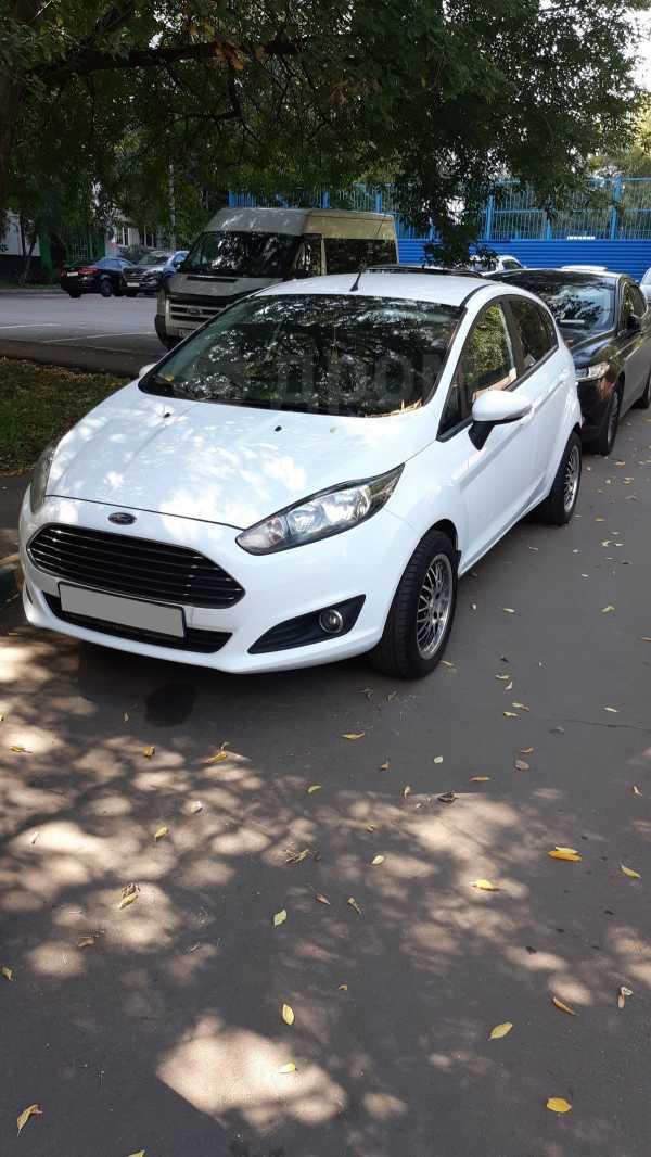 Ford Fiesta, 2016 год, 510 000 руб.