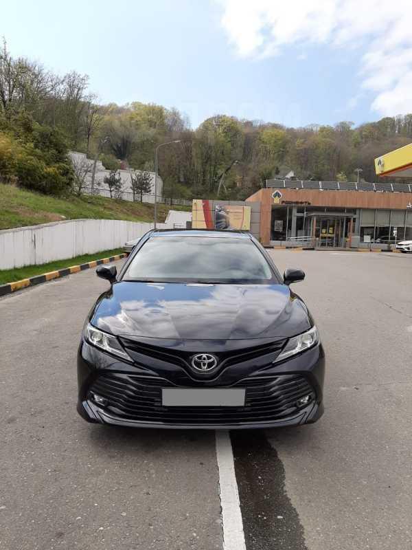 Toyota Camry, 2019 год, 1 530 000 руб.