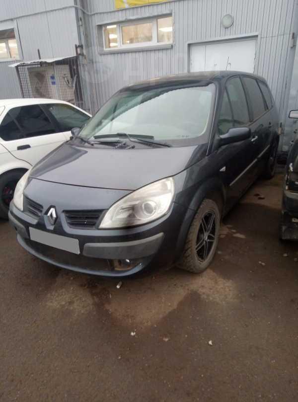 Renault Grand Scenic, 2008 год, 200 000 руб.