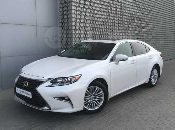 Lexus ES200, 2017 год, 1 597 000 руб.