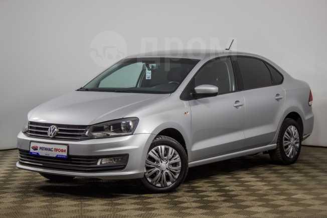 Volkswagen Polo, 2017 год, 619 000 руб.