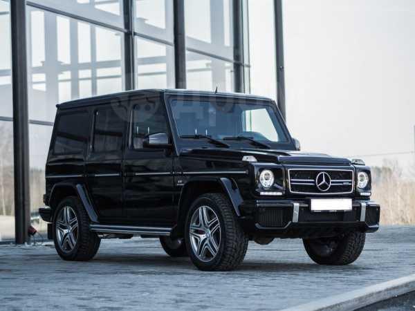 Mercedes-Benz G-Class, 2014 год, 5 000 000 руб.