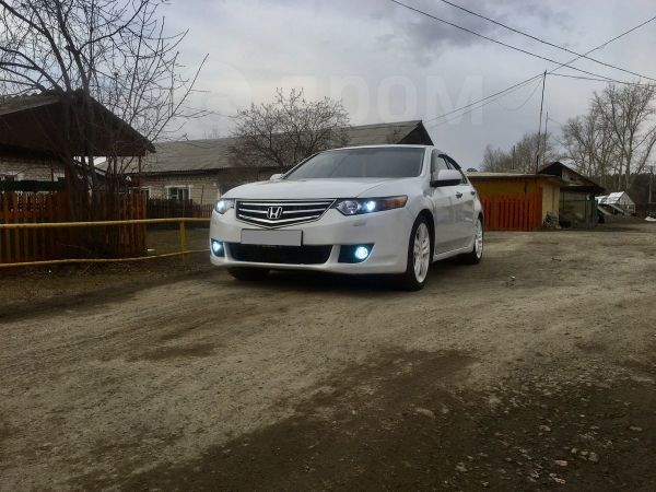 Honda Accord, 2008 год, 585 000 руб.