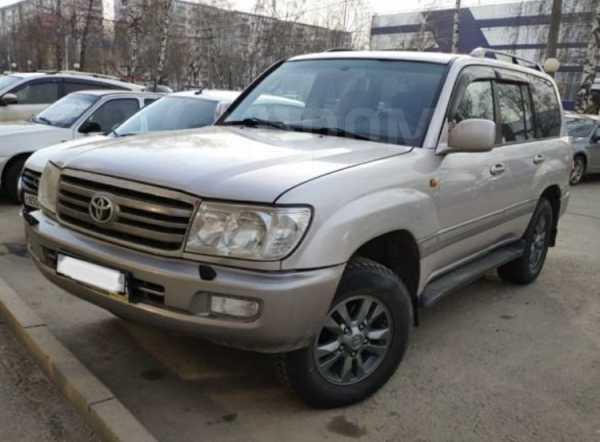 Toyota Land Cruiser, 2002 год, 900 000 руб.