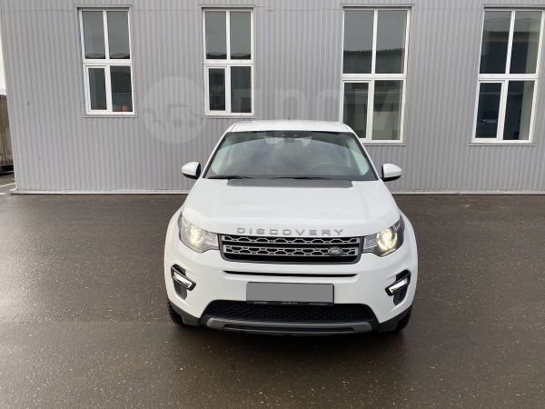 Land Rover Discovery Sport, 2018 год, 2 190 000 руб.