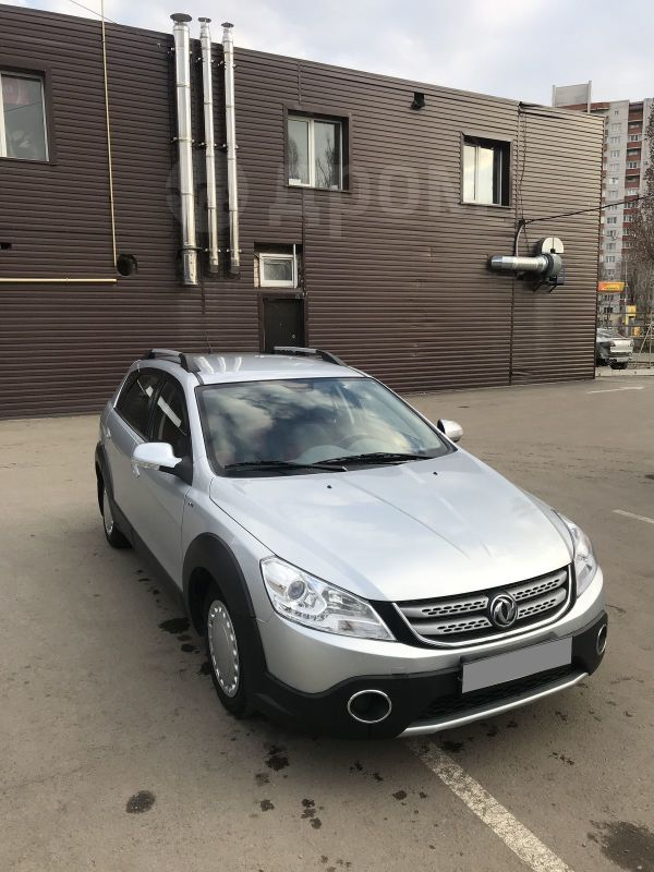 Dongfeng H30 Cross, 2015 год, 320 000 руб.
