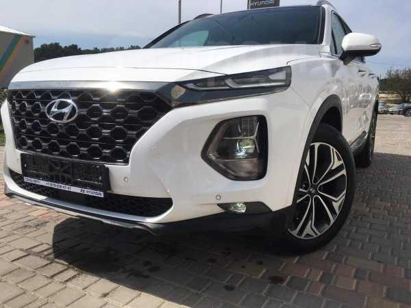Hyundai Santa Fe, 2020 год, 3 049 000 руб.