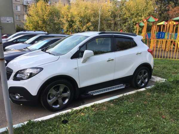Opel Mokka, 2012 год, 565 000 руб.
