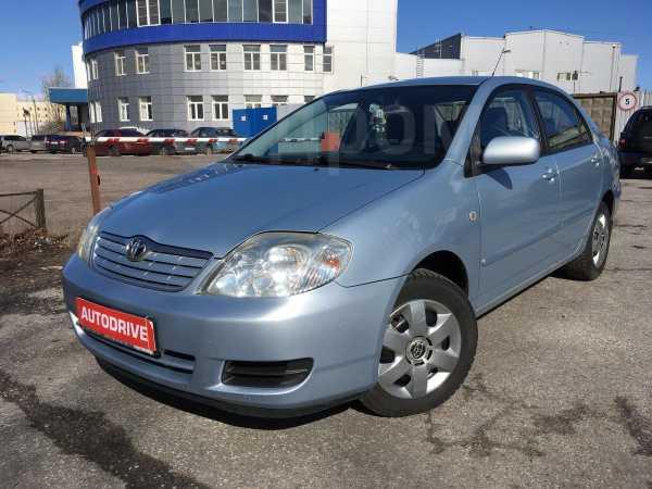 Toyota Corolla, 2005 год, 269 900 руб.