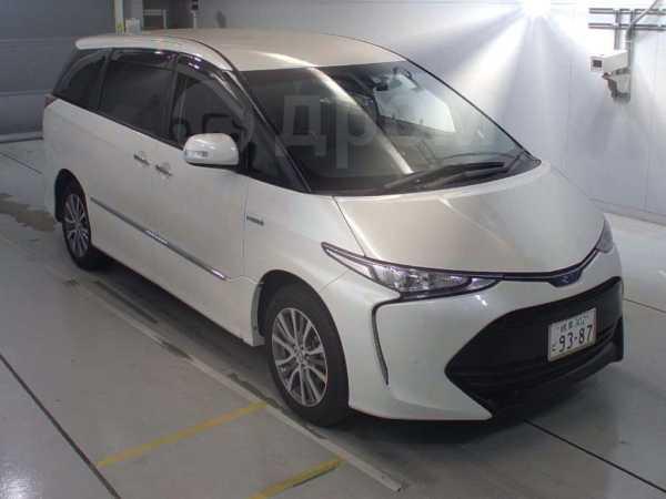 Toyota Estima, 2017 год, 1 830 000 руб.