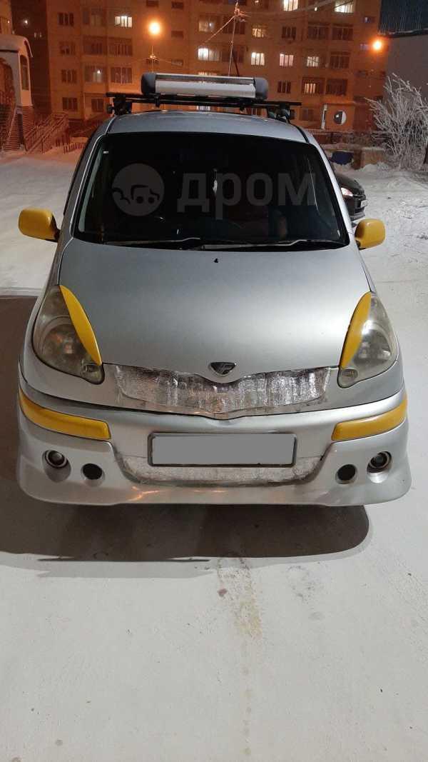 Toyota Funcargo, 2002 год, 320 000 руб.