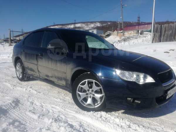 Subaru Legacy B4, 2007 год, 465 000 руб.