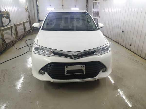 Toyota Corolla Axio, 2015 год, 715 000 руб.