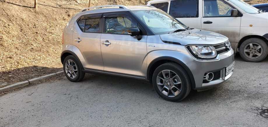 Suzuki Ignis, 2017 год, 620 000 руб.
