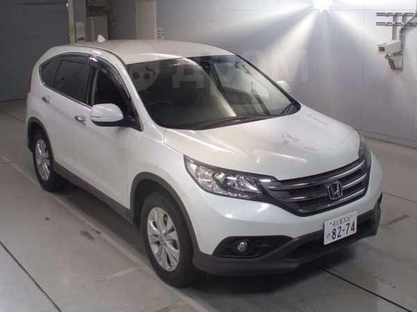 Honda CR-V, 2013 год, 1 065 000 руб.
