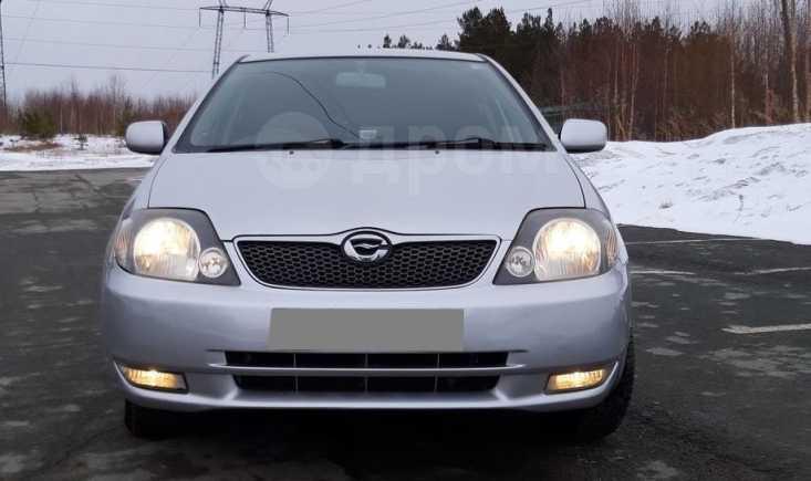 Toyota Corolla Runx, 2002 год, 365 000 руб.