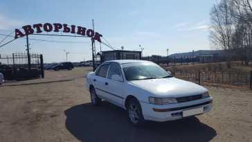 Свободный Corolla 1991