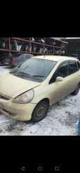 Honda Fit, 2001 год, 130 000 руб.
