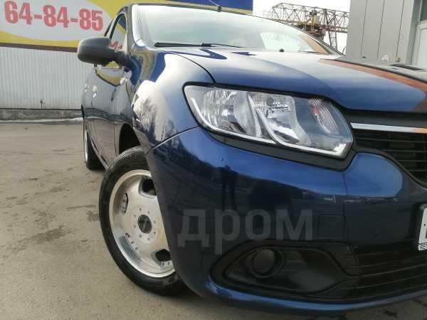 Renault Logan, 2015 год, 429 000 руб.