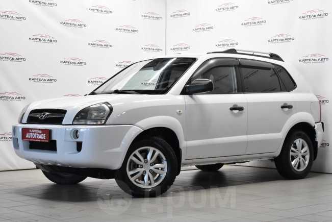 Hyundai Tucson, 2008 год, 499 000 руб.
