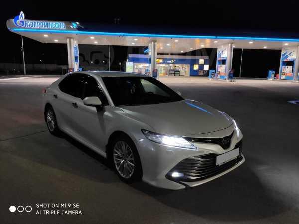 Toyota Camry, 2018 год, 1 870 000 руб.