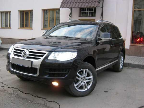 Volkswagen Touareg, 2008 год, 810 000 руб.