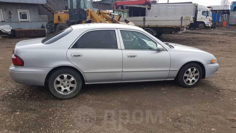 Mazda 626, 2002 год, 205 000 руб.