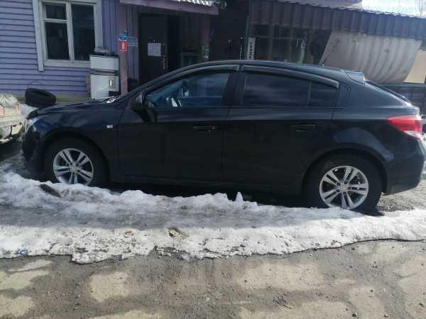 Chevrolet Cruze, 2012 год, 275 000 руб.