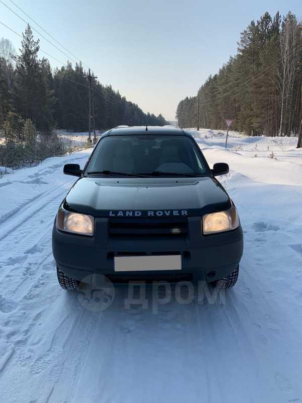Land Rover Freelander, 1999 год, 355 000 руб.