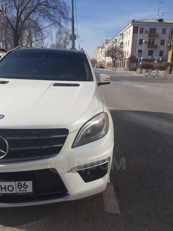 Mercedes-Benz M-Class, 2013 год, 2 799 000 руб.