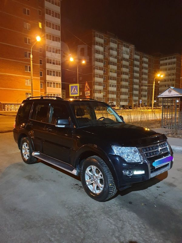 Mitsubishi Pajero, 2014 год, 1 860 000 руб.