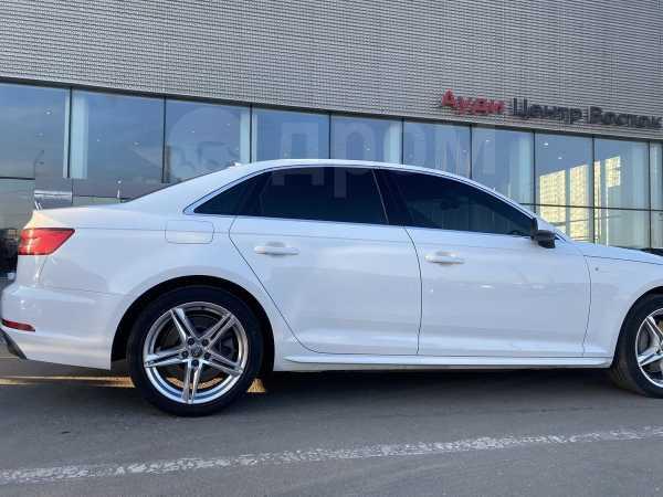 Audi A4, 2017 год, 1 625 000 руб.