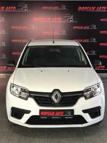 Краснодар Renault Logan 2019