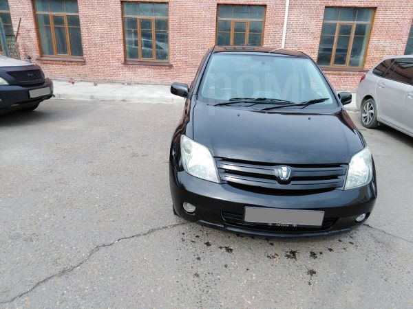 Toyota ist, 2004 год, 344 000 руб.