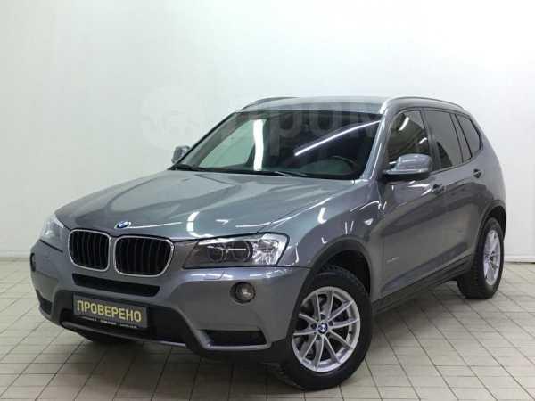 BMW X3, 2012 год, 869 000 руб.