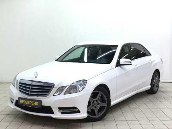 Mercedes-Benz E-Class, 2013 год, 989 000 руб.