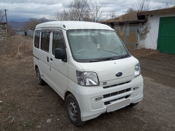 Subaru Sambar, 2013 год, 305 000 руб.