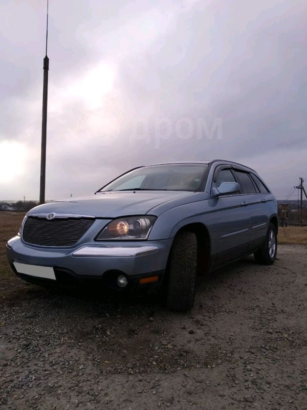 Chrysler Pacifica, 2004 год, 450 000 руб.
