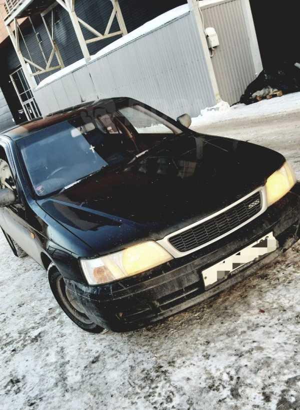 Nissan Bluebird, 1997 год, 105 000 руб.