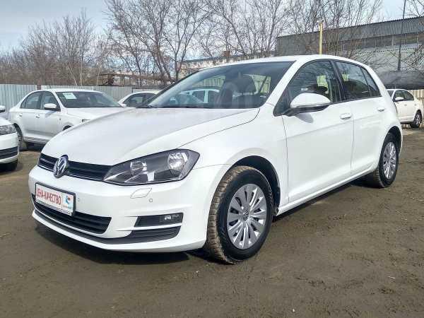 Volkswagen Golf, 2015 год, 739 000 руб.