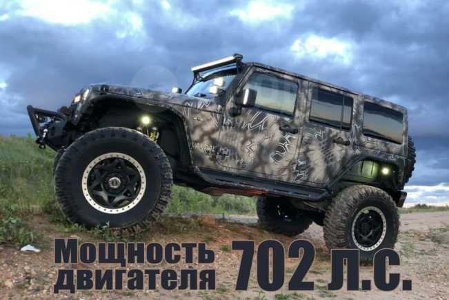 Jeep Wrangler, 2015 год, 10 500 000 руб.