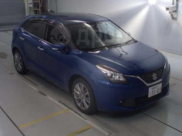 Suzuki Baleno, 2016 год, 655 000 руб.