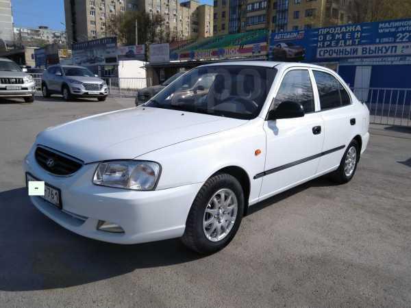 Hyundai Accent, 2006 год, 245 000 руб.
