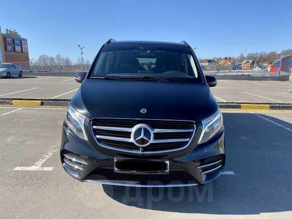 Mercedes-Benz V-Class, 2017 год, 4 700 000 руб.