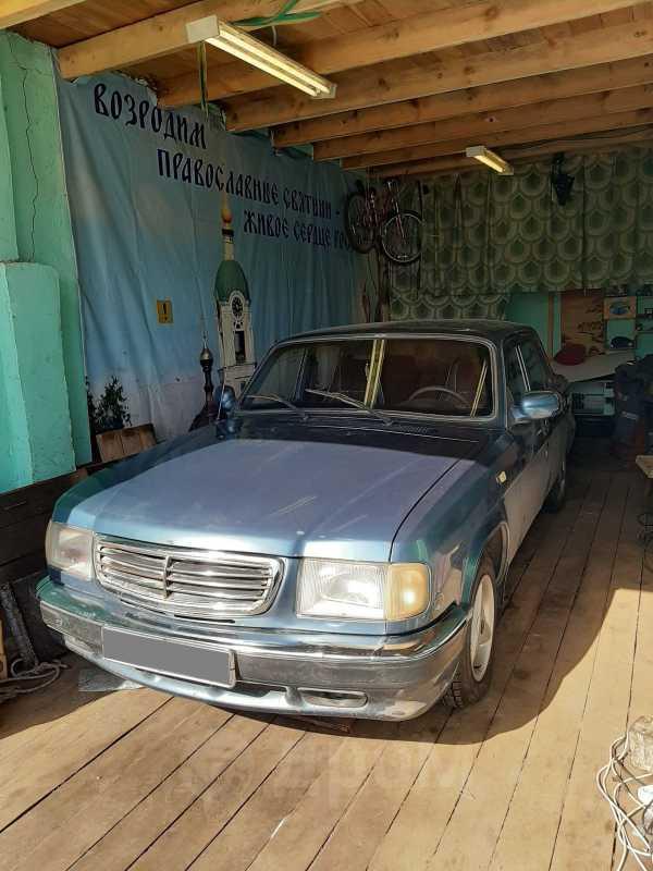 ГАЗ 3110 Волга, 2003 год, 49 000 руб.