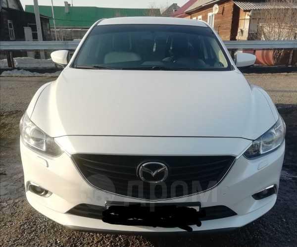 Mazda Mazda6, 2014 год, 975 000 руб.